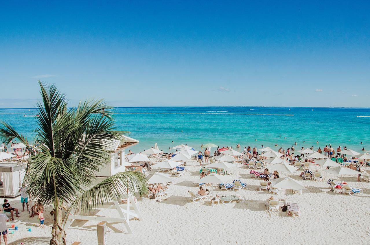 Beach Clubs Latido De Mexico